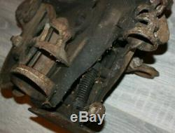Antique Cast Iron The F. E. Myers & Bro. Co. MY54 Hay Unloader Trolley Pulley