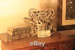 Antique Hay Trolley Carrier RARE New Old Stock Myers Cable & Rod Unloader