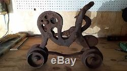 Antique Hay stack Trolley