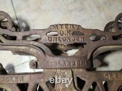 Antique Myers OK Unloader