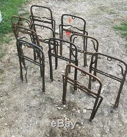Bulk Sale 10 SETS Antique Hay Hooks Harpoons For Old Barn Hay Trolley