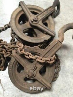 Direct Differential 1 1/2 Ton Swivel Chain Hoist