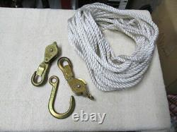 Klein Tools #750 Block and Tackle Hook JS-4
