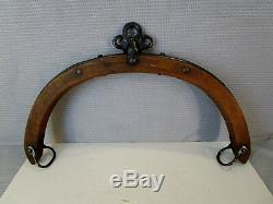 Louden's Patent #30 Rear Horse Harness Yoke For Hay Carrier Lifting Fairfield, Ia