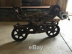 Myers Hay Trolley
