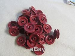 Pulley Wheels SOLD IN LOTS OF 100